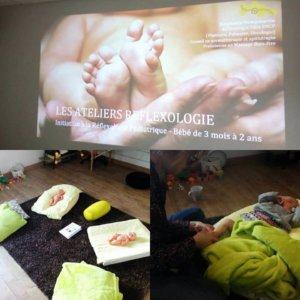 reflexologie - bébé - nourrisson - enfant