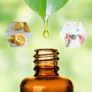 Aromathérapie Apithérapie Huile essentielle Ateliers CosmétiqueGroisy Haute-Savoie Stéphanie Dompmartin