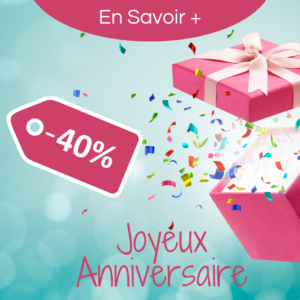 Anniversaire Cadeau Réduction Offre Réflexologie MAssage ReflexoTerreApis Haute-Savoie Groisy