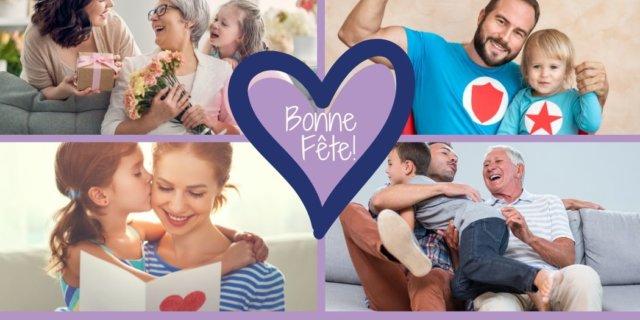 Bon cadeau boutique fête des pères et des mères réflexologie massage Groisy Annecy